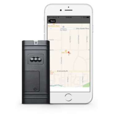 Smartphone Remote Start with GPS Locator