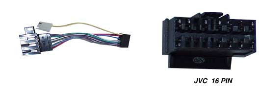 jvc16pin tune town car audio replacement radio wiring harness Ddx771 Kenwood Wire Harness at reclaimingppi.co