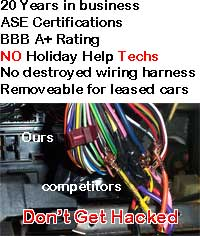 sm hacked car audio, faceplates, wire harnesses, antenna adapters, pac remote starter wiring harness at soozxer.org